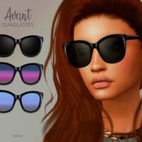 Avant Sunglasses By Suzue