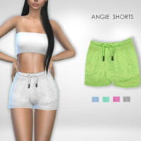 Angie Shorts By Puresim