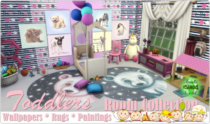 Toddlers Room Collection