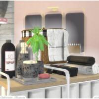 Palermo Bathroom Accessories By Artvitalex