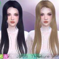 J066 Treasure Hair