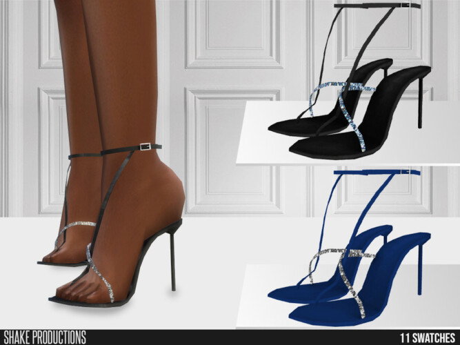 667 High Heels By Shakeproductions
