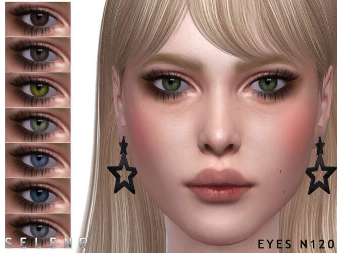 Eyes N120 By Seleng