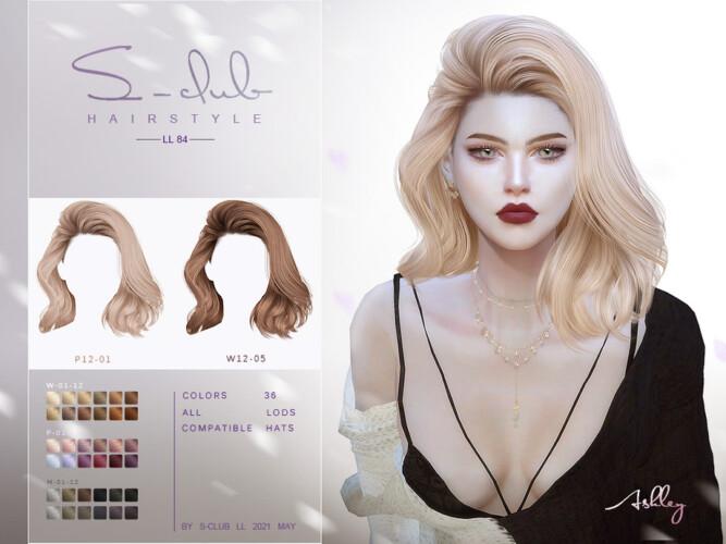 Hair N84 By S-club