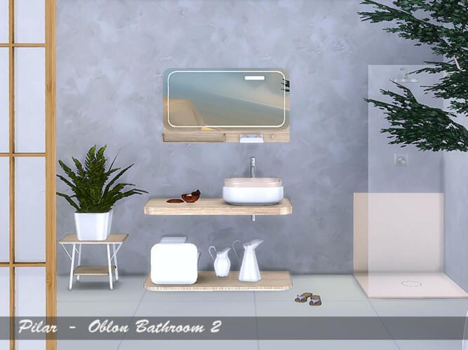 Oblon Bathroom 2 By Pilar