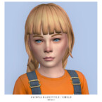 Aviona Hairstyle Child By Merci