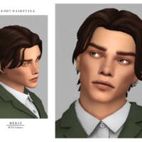 Freddy Hairstyle By Merci