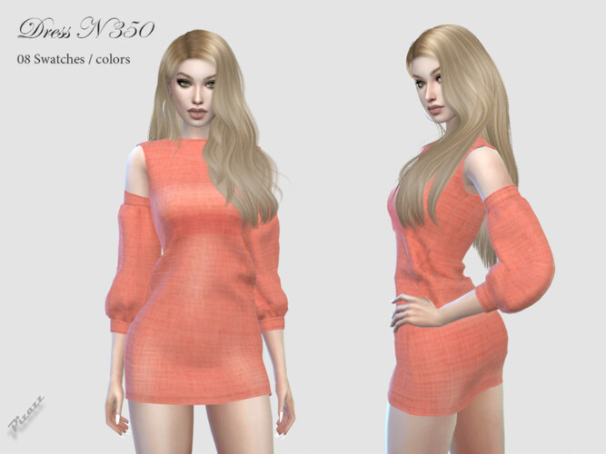 Dress N 350 By Pizazz