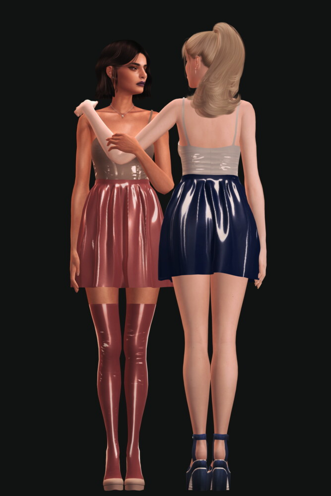Sims 4 April Collection 2021 Part 2 at Astya96
