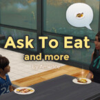Ask To Eat And More By Amellce