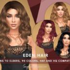 Eden Hair By Sonyasimscc