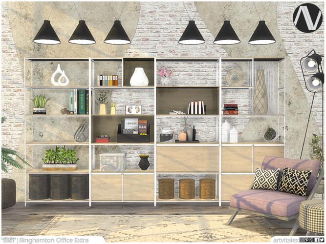 Binghamton Office Extra By Artvitalex