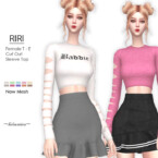 Riri Cut Out Top By Helsoseira