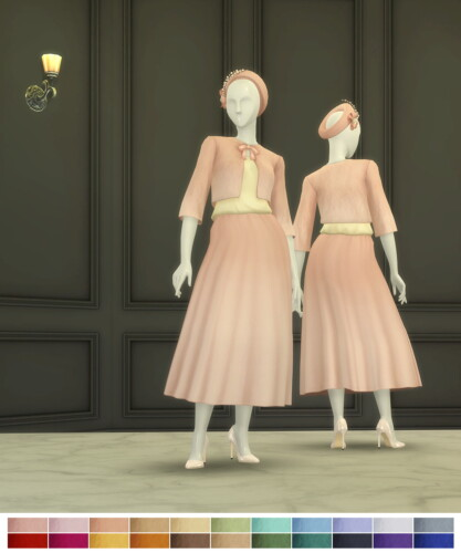 Lady Of Dress 2