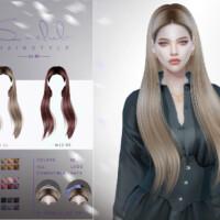 Long Hair N86 By S-club Ll