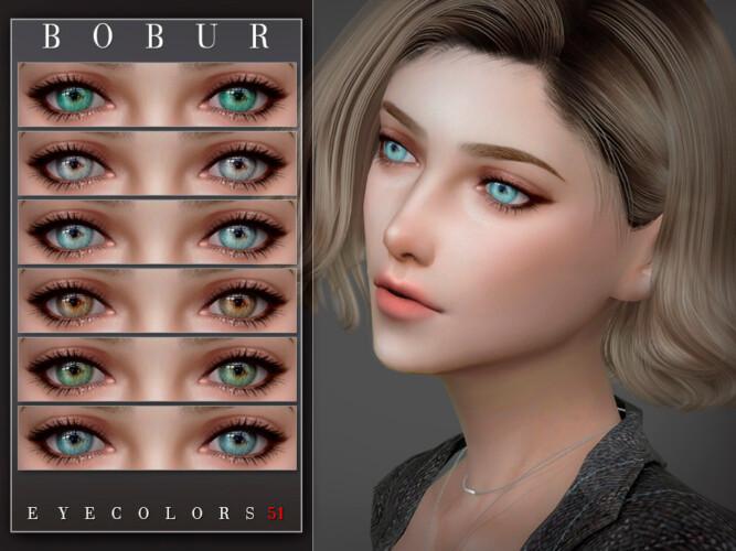 Eyecolors 51 By Bobur3