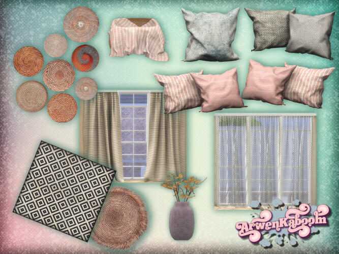 Pure Morning Set 3 Decor By Arwenkaboom