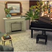 Cozy Corner Living Room By Lotsbymanal