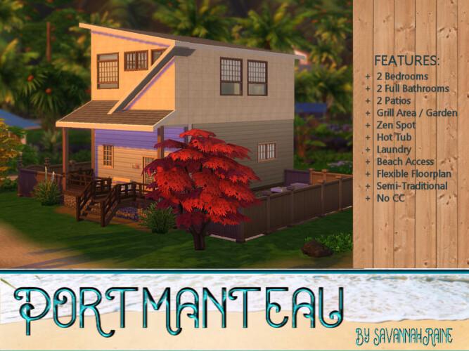 Portmanteau By By Savannahraine