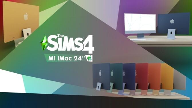 M1 Imac 24″ By Cicada