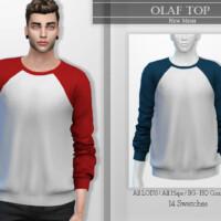 Olaf Top By Katpurpura