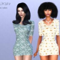 Dress N 373 By Pizazz