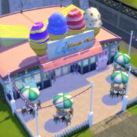 Creamy Cones Ice Cream Shop By Planetsims.youtube