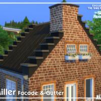 Miller Facade And Gutter By Mutske