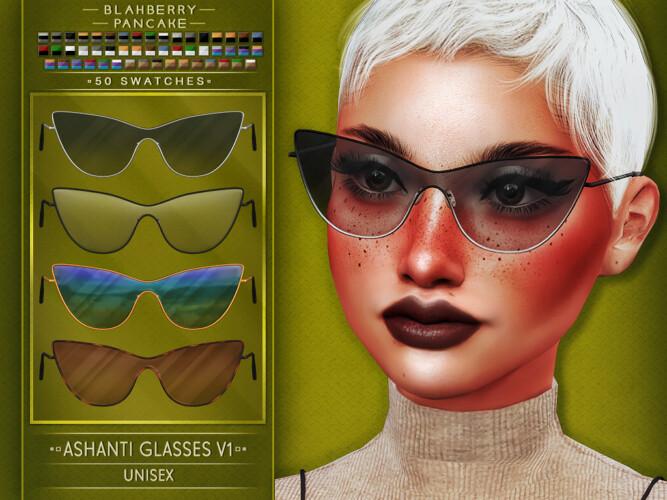 Ashanti Glasses