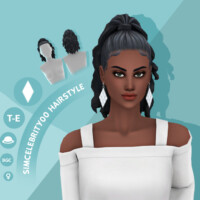 Daria Hairstyle By Simcelebrity00