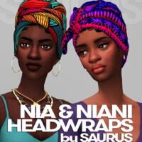 Nia & Niani Headwraps