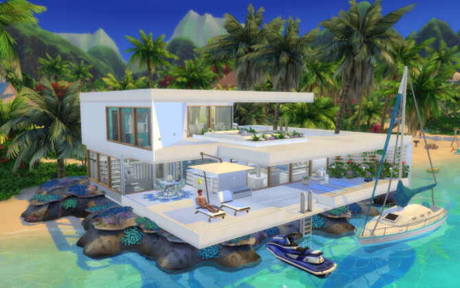 Coral Residence By Alexiasi