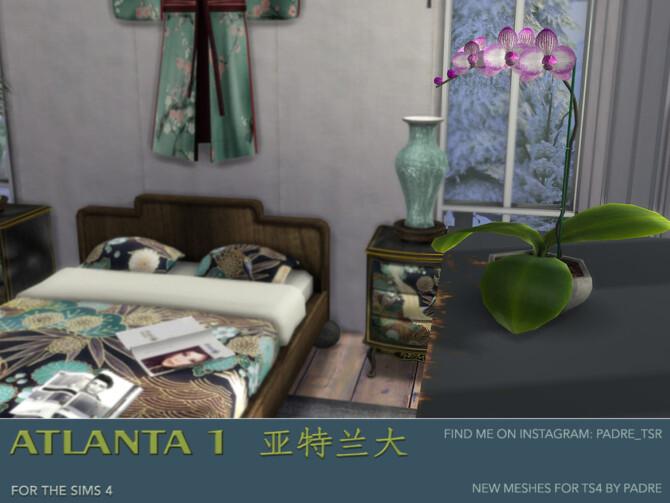 Sims 4 Atlanta 1 Furniture and Deco by Padre at TSR