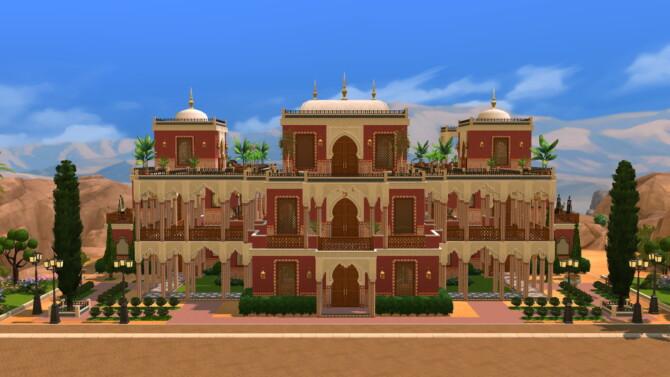 Qasr Hadiqat Al-kabir (cc) By Jasonrmj