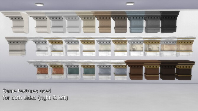 Sims 4 Ionic Order Set Part I by TheJim07 at Mod The Sims 4