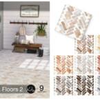 Brick Floors 2