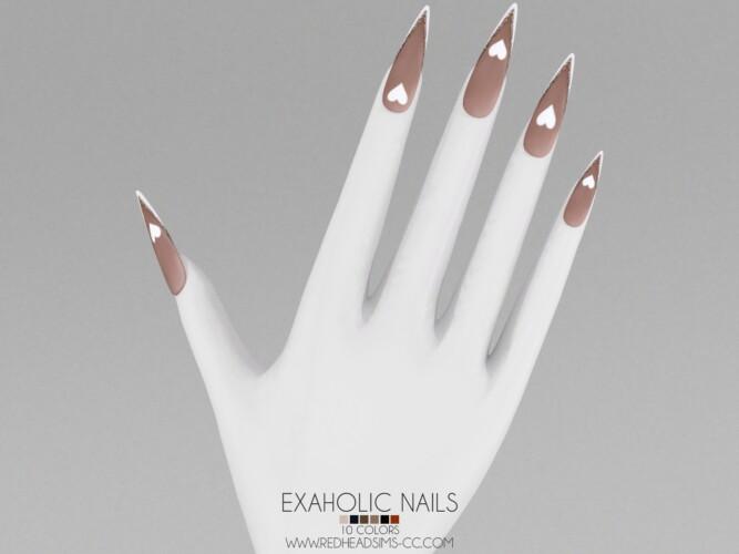 Exaholic Nails