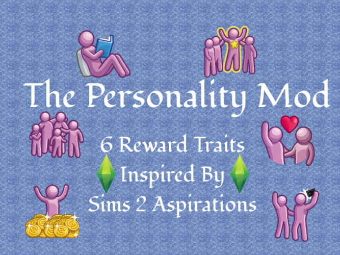 The Personality Mod By Missyhissy