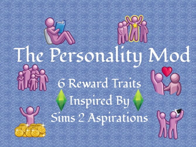 Sims 4 The Personality Mod by missyhissy at Mod The Sims 4