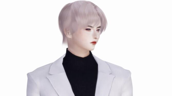 Sims 4 MASHAW HAIR (P) at Nilyn Sims 4