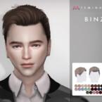 Binz Hair 148 By Tsminhsims
