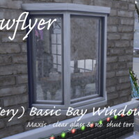Very Basic Bay Window By Lowflyer