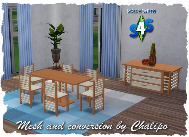 Legend Dining Room By Chalipo