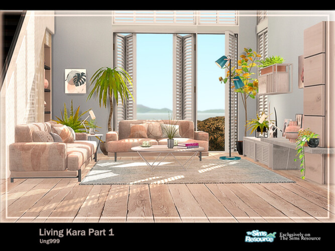 Living Kara Part 1 By Ung999