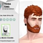 Facial Hair Style 20 By David_mtv