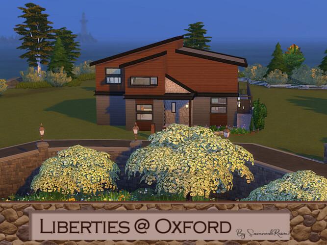 Liberties @ Oxford By Savannahraine1