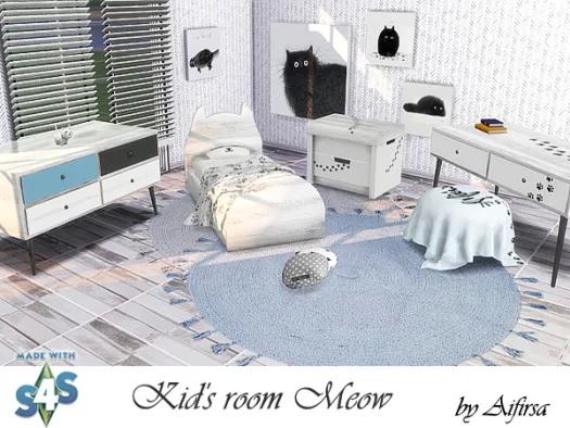 Meow Kids Room