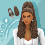 Fallon Hairstyle By Simcelebrity00