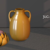Jug & Fig Bowl (p)