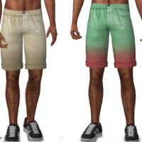 Francis Summer Shorts By Cherryberrysim